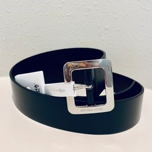 Michael Kors Women Belt Black/ Sz:XL/NWT